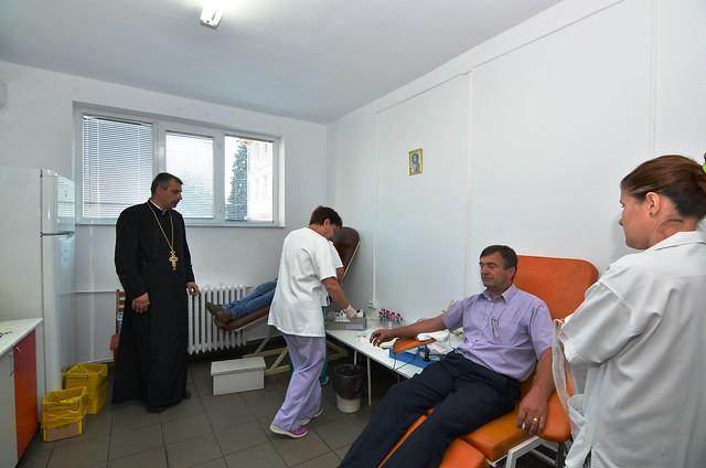 donare sange arhiepiscopie