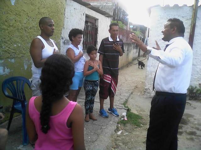 Casas de Oración: Santa Teresa, Estado Miranda.