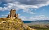 Quel Castle / Castillo de Quel, La Rioja, Spain by pacogranada