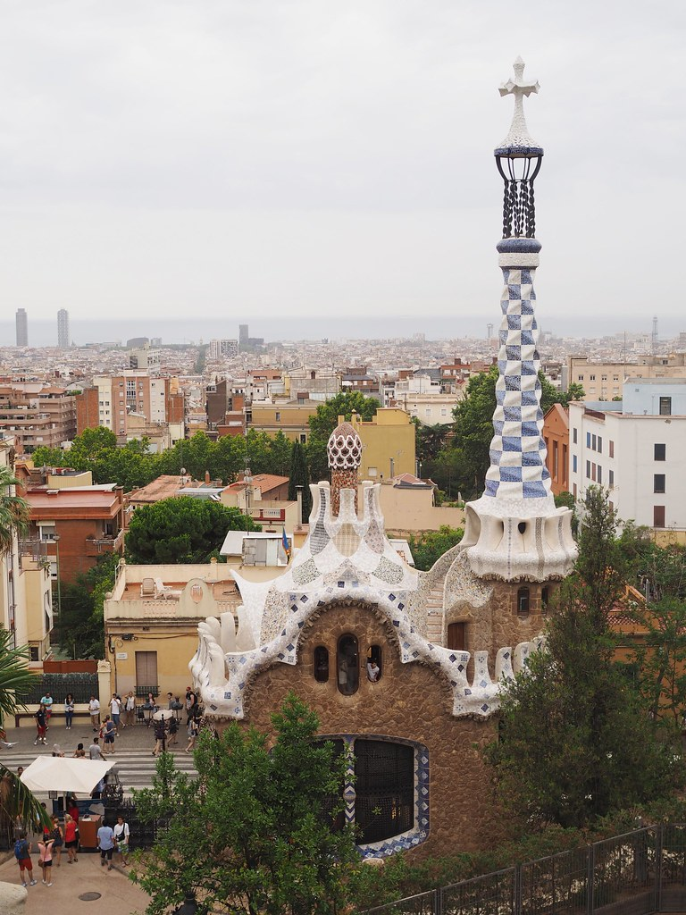 barcelona-parkguell