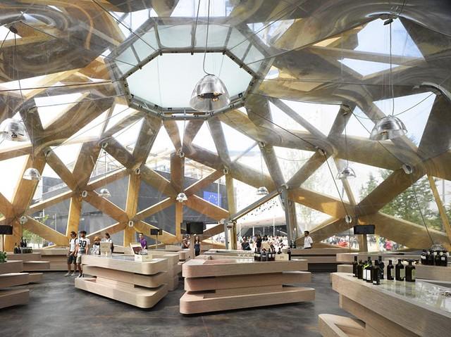 Casamassima-Il Sud est barese approda ad EXPO-Padiglione Cupole Love It