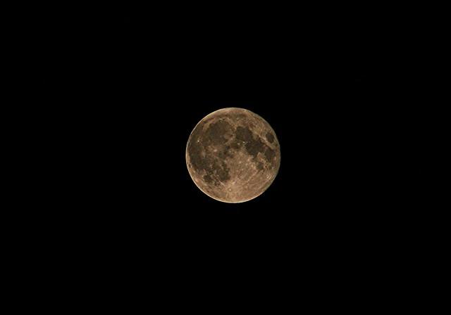 Super Moon 中秋節快楽 - naniyuutorimannen - 您说什么!