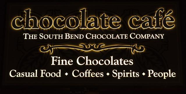 Chocolate Cafe in Columbus, Ohio