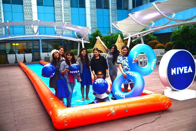 Nivea Slidefest - Filinvest City - Patty Villegas -1