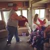 Pillow fight! #camping #cousins #lastweekendofsummer