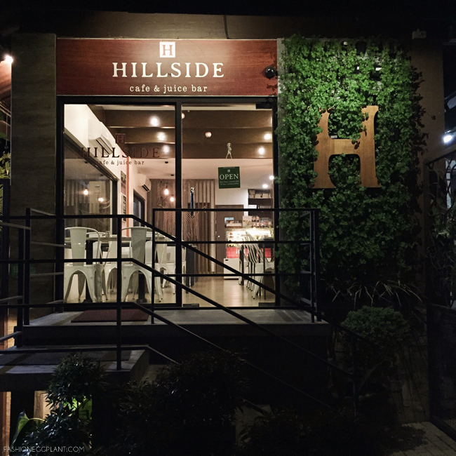 HILLSIDE CAFE AND JUICE BAR