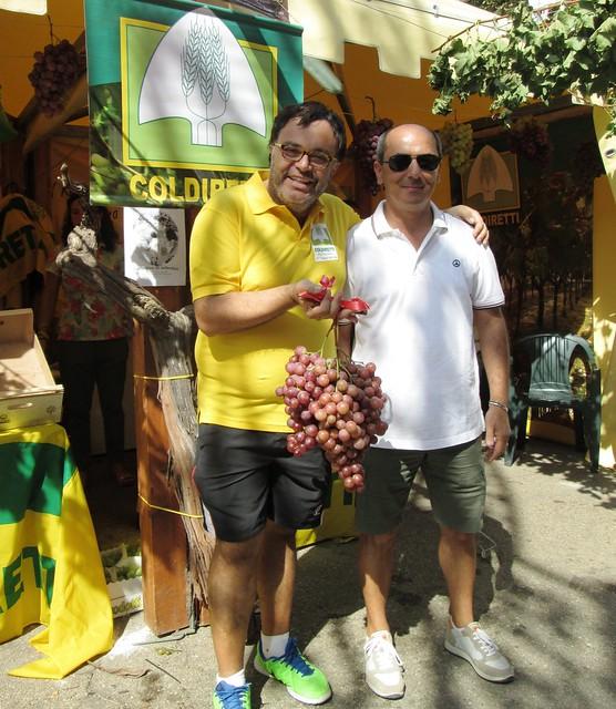 Rutigliano- sagra dell'uva tutti gli stand- (2)