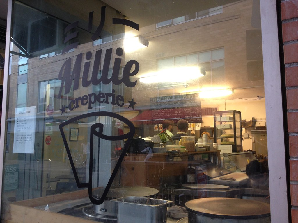 Millie Creperie