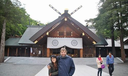 66 Templo Jingu en Sapporo (2)