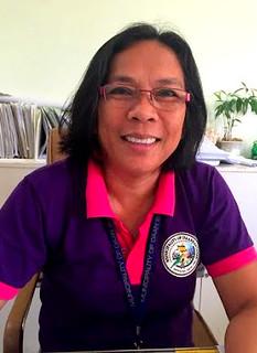 Daanbantayan Municipal Engineer Marina Y. Arcenal