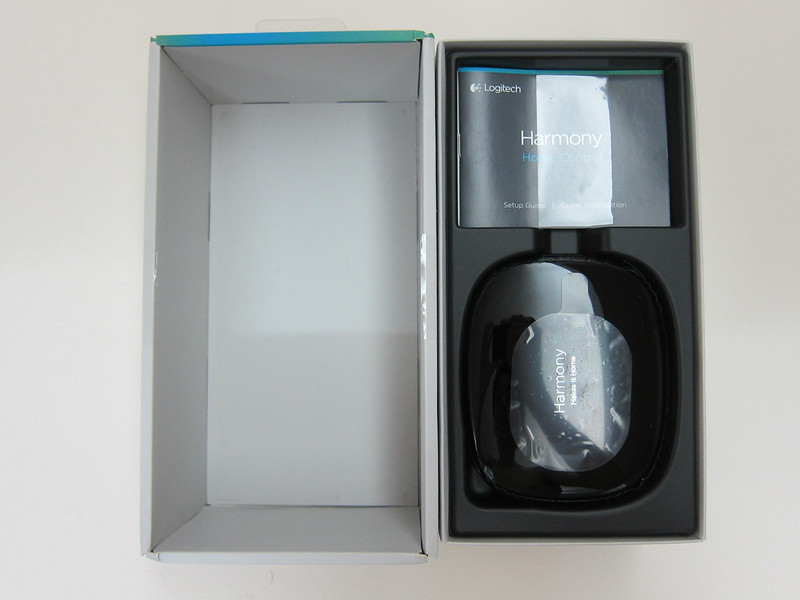 Logitech Harmony Home Control - Box Open