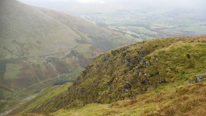 Lonscale Fell East Ridge #sh