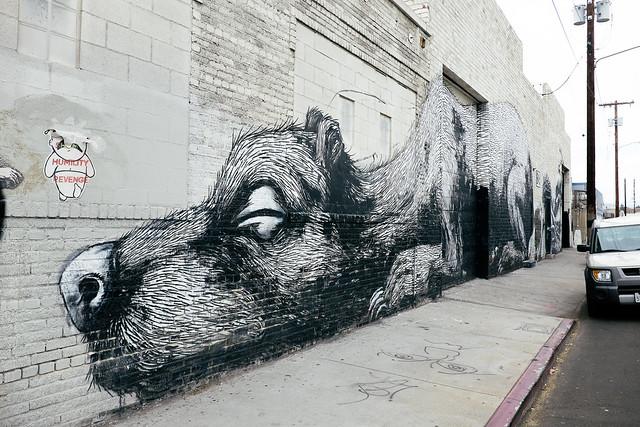 Street Art - LAX-9
