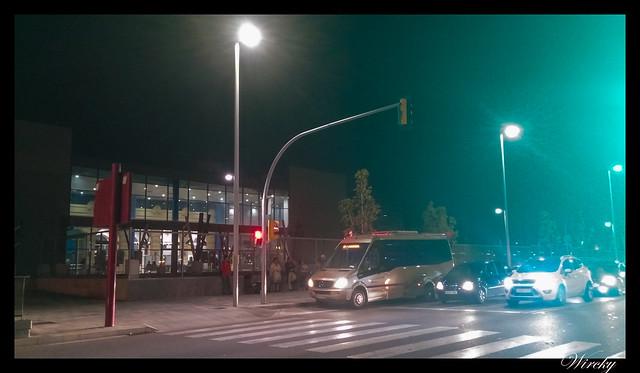 Microbús a Andorra