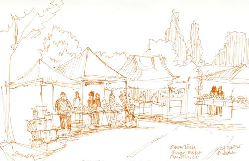 Santa Teresa Farmers Market
