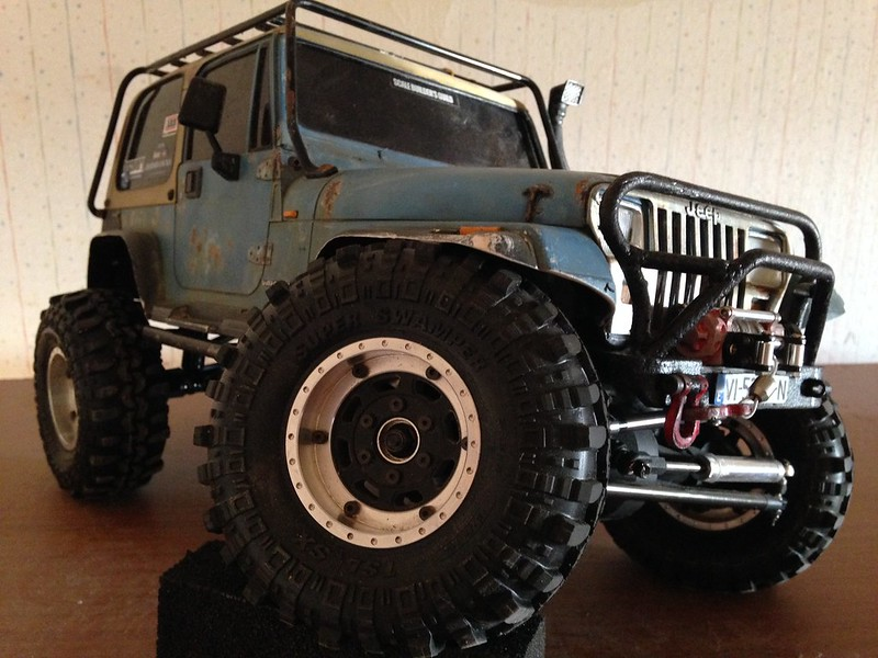Jeep Wrangler YJ RcModelex 22593703047_2946c2d3fa_c