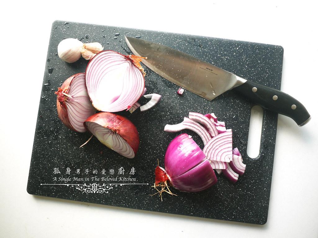 孤身廚房-小小偷吃步的法式洋蔥濃湯4