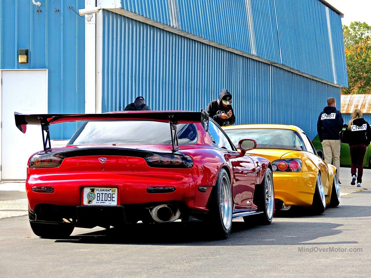 Mazda FD RX7 Rear First Class Fitment