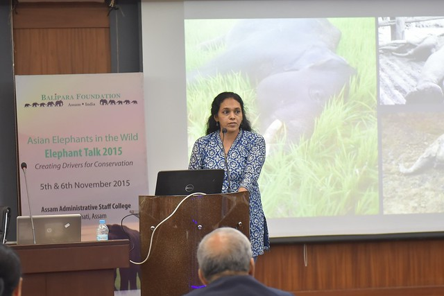 By the People, For the People, Of the People: Community-based Management of Elephant Conflict in North Kanara District, Karnataka by Dr. Prachi Mehta, Executive Director, Wildlife Research and Conservation Society (WRCS).