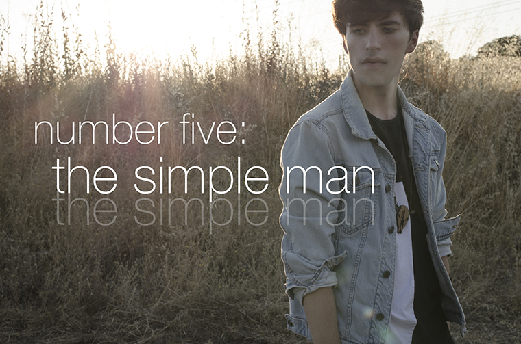 Number Five The Simple Man