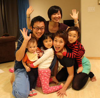 With J\'s family