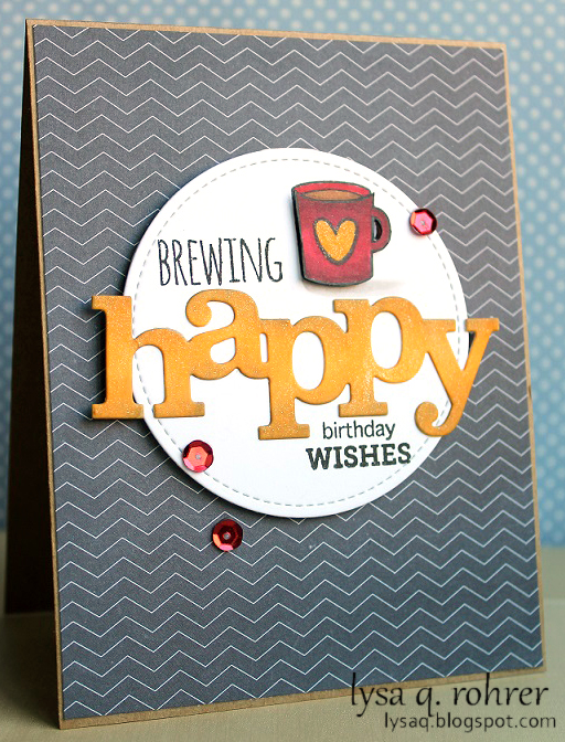 Brewing Happy Wishes