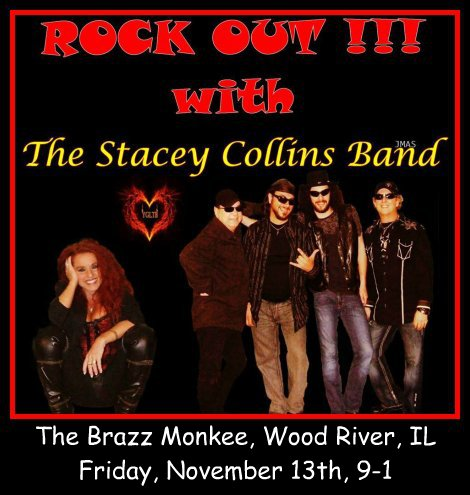 Stacey Collins Band 11-13-15