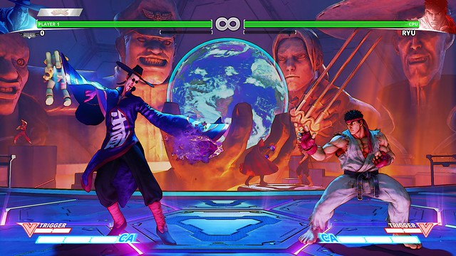 Street Fighter V, Image 05