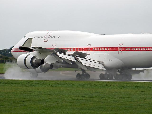 A9C-HAK Boeing 747-4F6