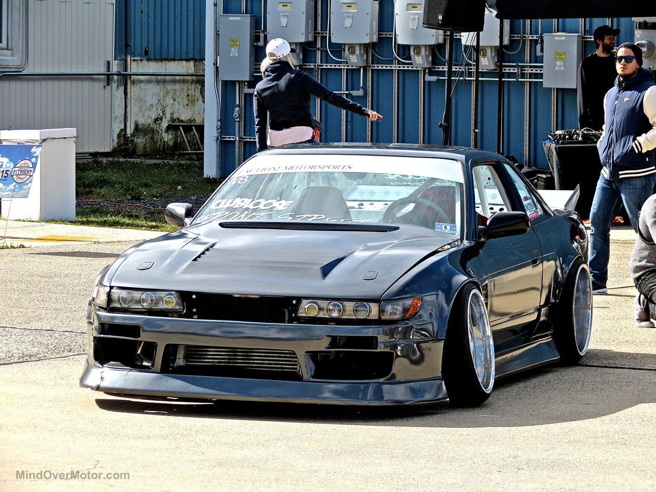 Nissan S13 Silvia Drift Car First Class Fitment