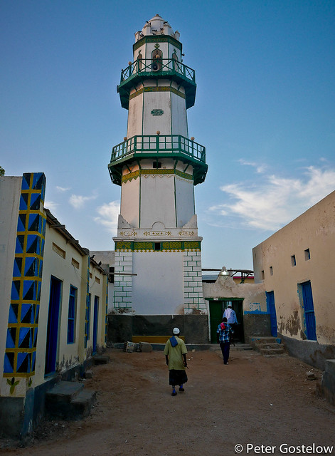 Mosque in Berbera