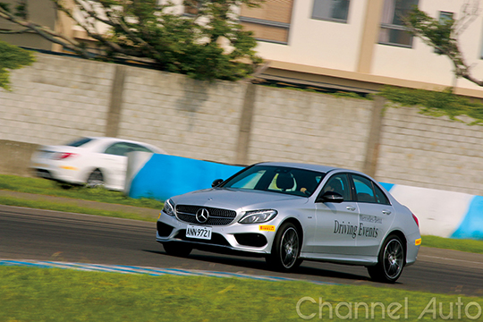 Mercedes-Benz Driving Events 賓士智慧駕馭體驗營-14