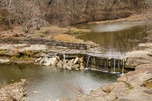 water rio creek river waterfall nikon riverbed kansas otoño cascada autumnfall d7000 elkfallskansas