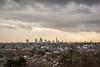 London Winter Skyline