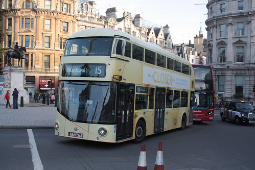 East London LT272 LTZ1272