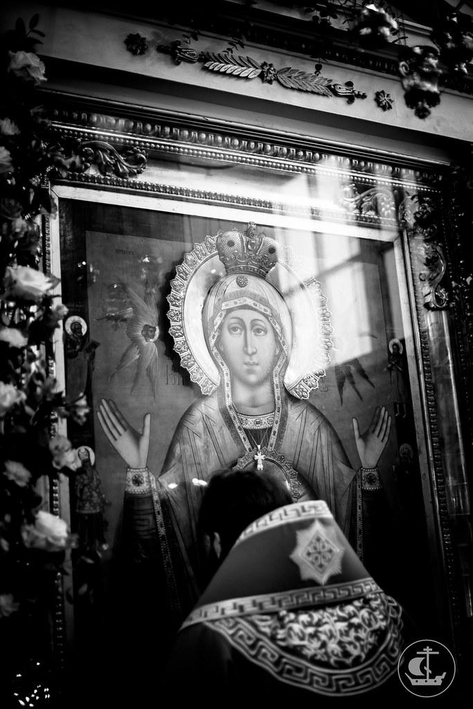"""10 декабря 2015, Празднование в честь иконы Божией Матери """"Знамение"""" / 10 December 2015, The celebration in honor of the icon of the Mother of God """"Of the Sign"""""""