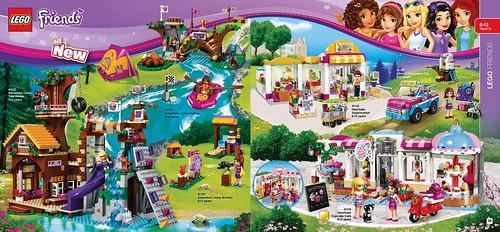 LEGO Friends 2016