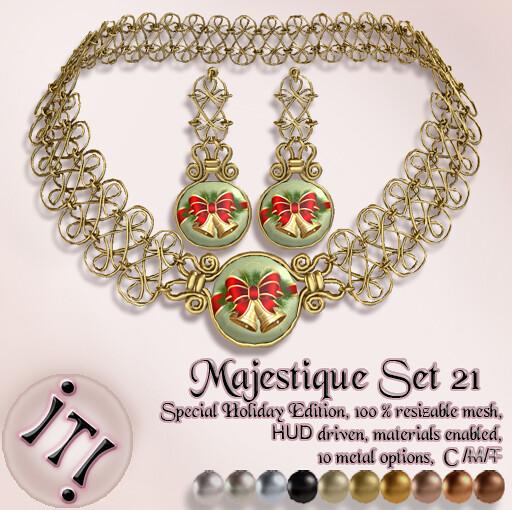 !IT! - Majestique Set 21 Image