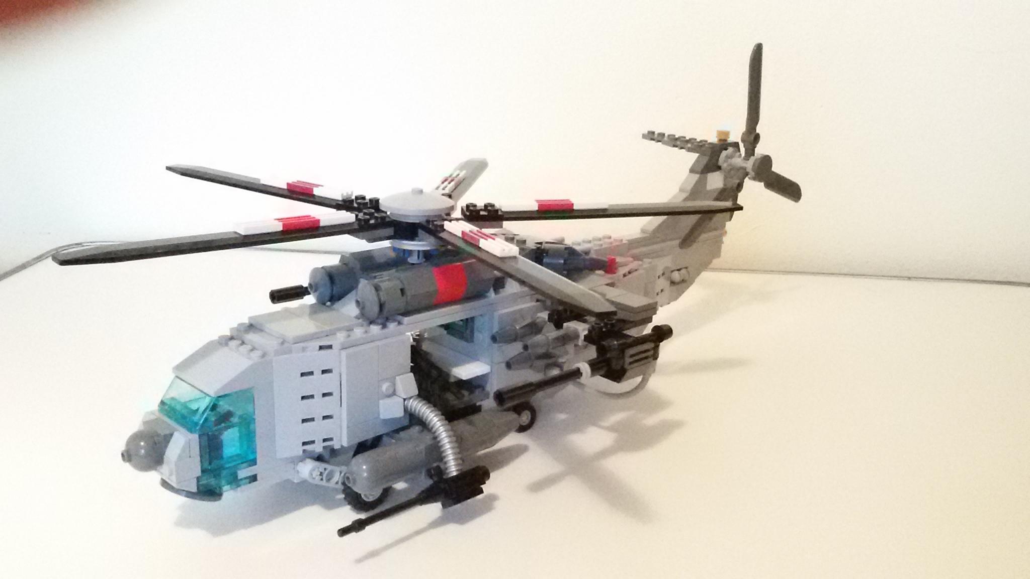 CSAR Gunship