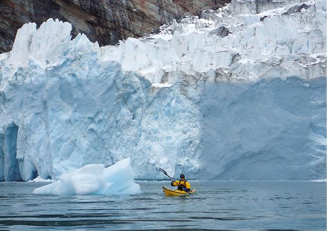 Franco-at-the-Harker-Glacier