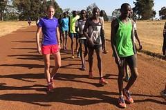 ROZHOVOR: Keňané a technika běhu? Často to je hodně neběžecký styl
