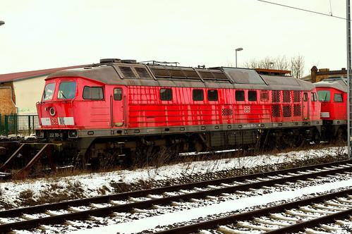 Delitzsch,Unterer Bahnhof