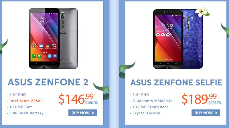 ASUS Mobile Sales Storm3