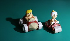 Father Rubble and Son