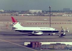 PH-TVE Boeing 737-2K2C cn 20944 ln 408 British Airways Heathrow 24Feb79