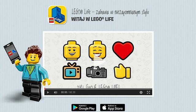 Lego Life w Polsce