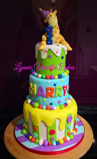 Amazing Cake by Lynnie Vanillie Cakes