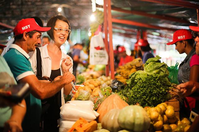 Feira terá presença de Pepe Mujica e Bela Gil em conferência sobre alimentação saudável