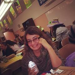 Valley Gateway Council Treasurer Priya Bradfield #candlesbyari #pta4kids