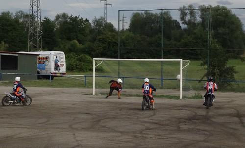 MSC Philippsburg 4:4 MBV Budel (Motoball Bundesliga)